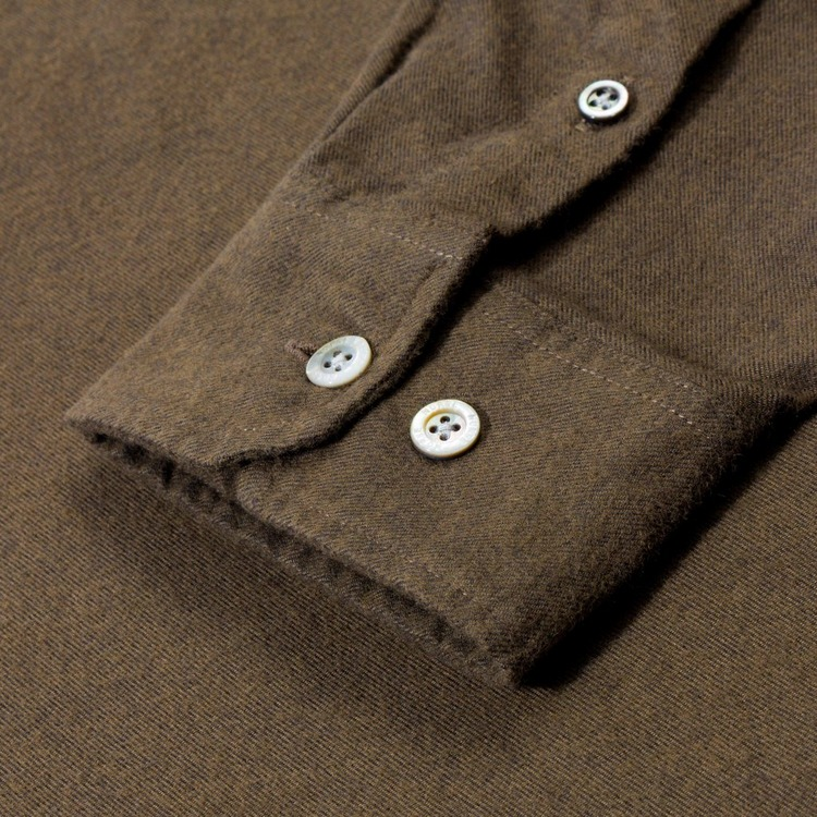 Norse Projects Anton Brushed Flannel Shirt