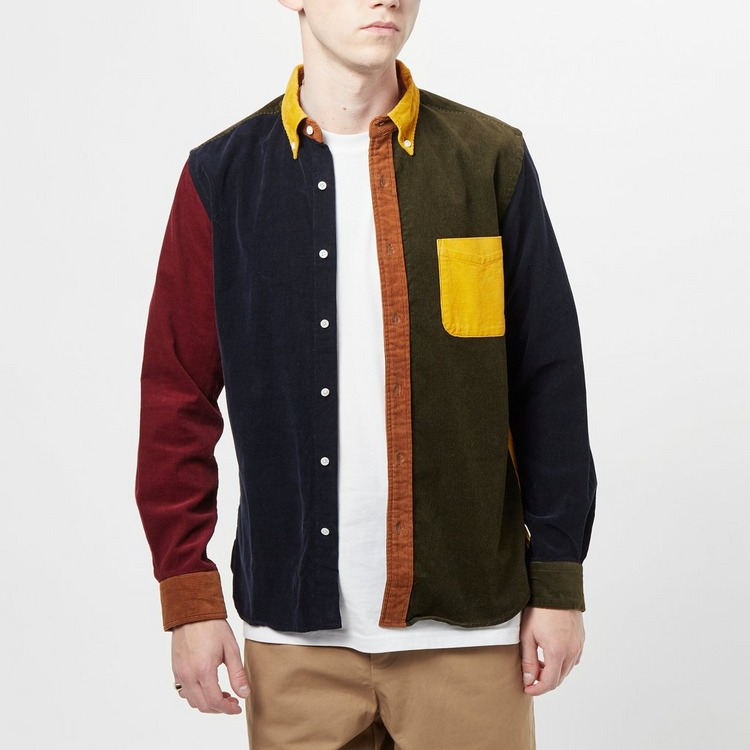Beams Plus B.D Multi Pattern Shirt