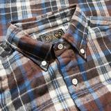 Beams Plus Shaggy Check Shirt