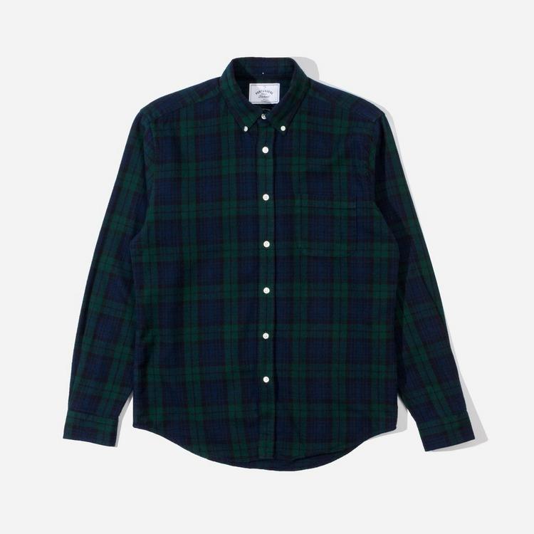 Portuguese Flannel Bonfirm Check Shirt