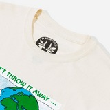 PARADIS3 NYC Don't Throw It Away T-Shirt