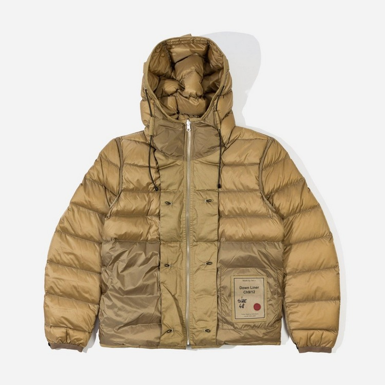 Ten C Down Liner Jacket