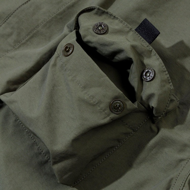 Uniform Bridge Four Pocket Light Jacket