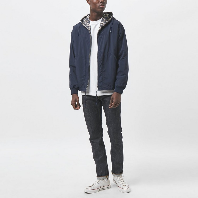 Beams Plus Hooded Zip Blouson