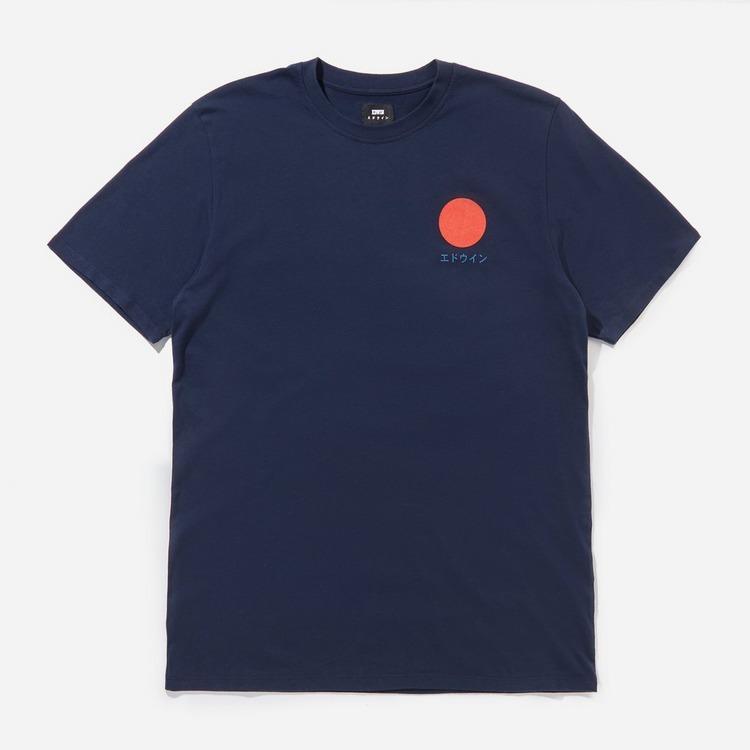 Edwin Japanese Sun Short Sleeve T-Shirt