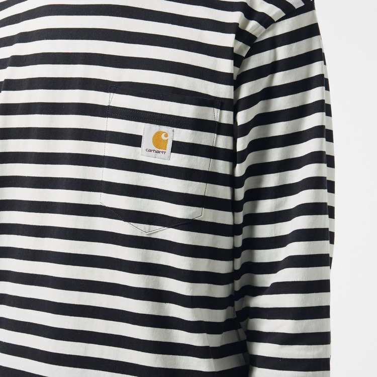 Carhartt WIP Long Sleeved Parker Pocket T-Shirt