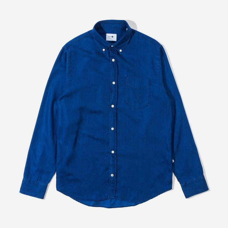 NN07 Levon 5767 Denim Shirt