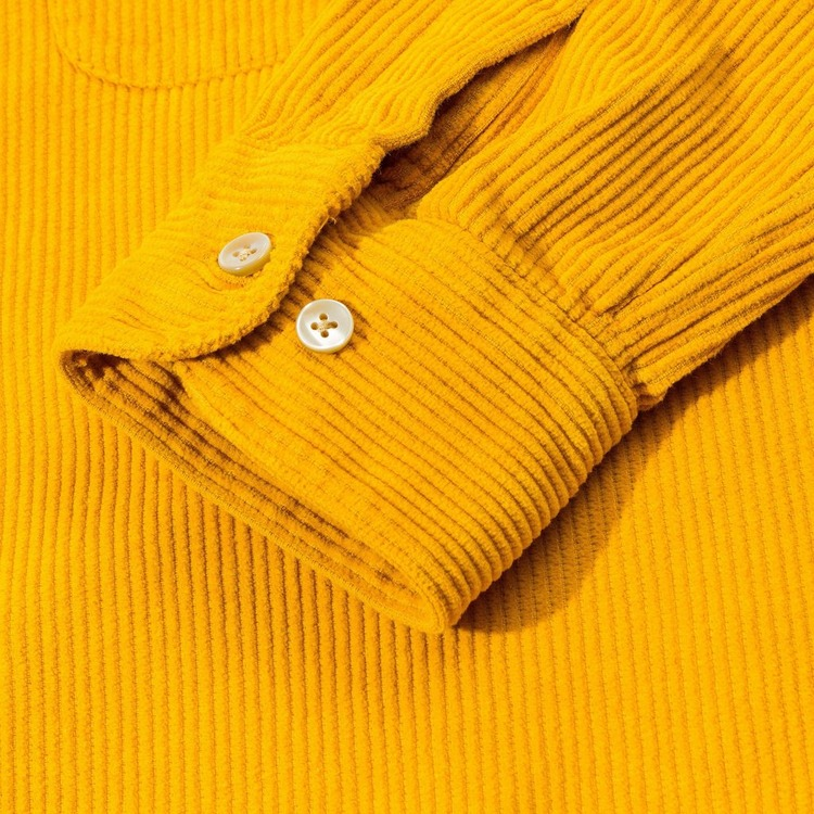Portuguese Flannel Lobo Corduroy Shirt
