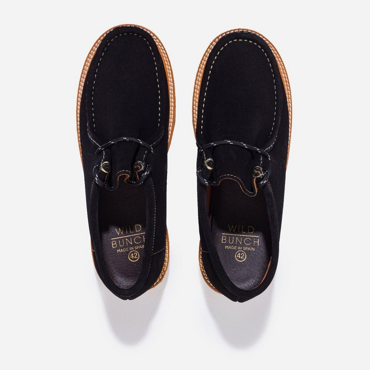 Wild Bunch Wally Suede