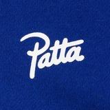 Patta Panel Crew Sweatshirt