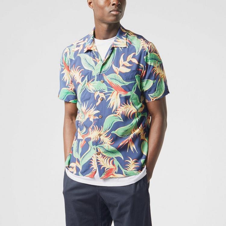 Polo Ralph Lauren Printed Rayon Shirt