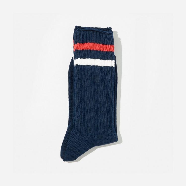 Beams Plus Schoolboy Socks