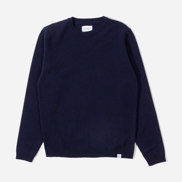 Norse Projects Sigfred Lambswool Jumper
