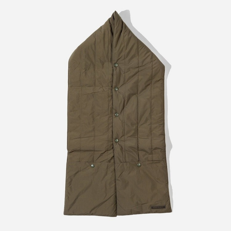 Norse Projects Snap Quilt Scarf