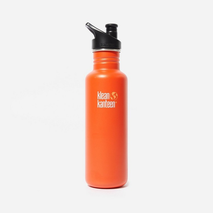 Klean Kanteen Classic Sports Cap Bottle 800ml
