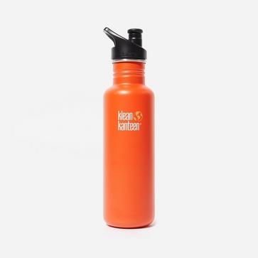 Klean Kanteen Classic Sports Cap Bottle 800ml