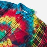 Needles Tie Dye Rebuild 7 Cuts Shirt