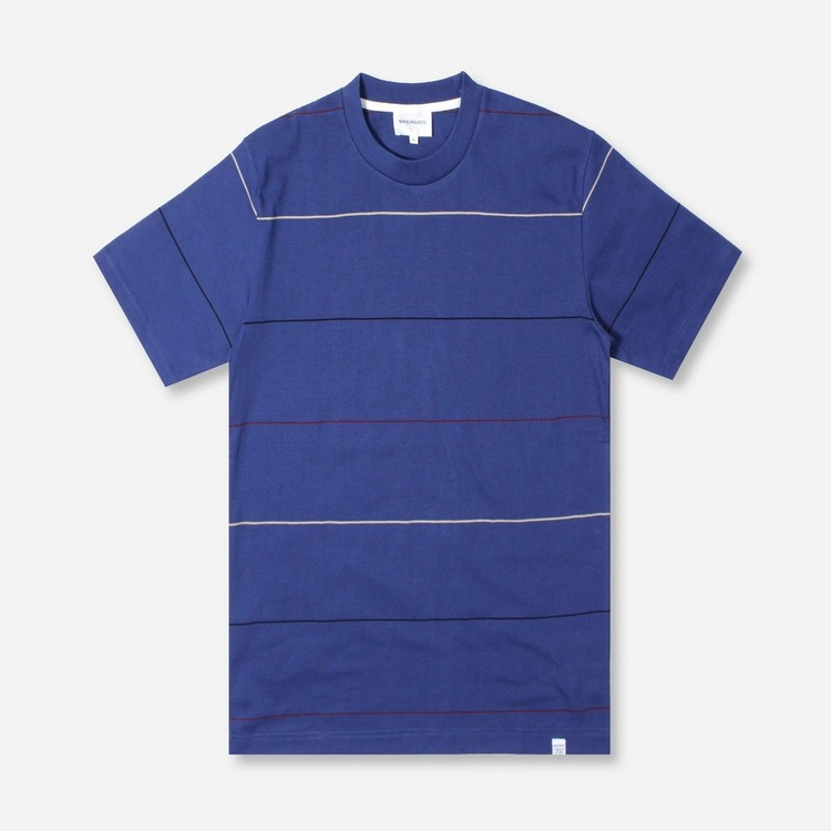 Norse Projects Thin Stripe T-Shirt