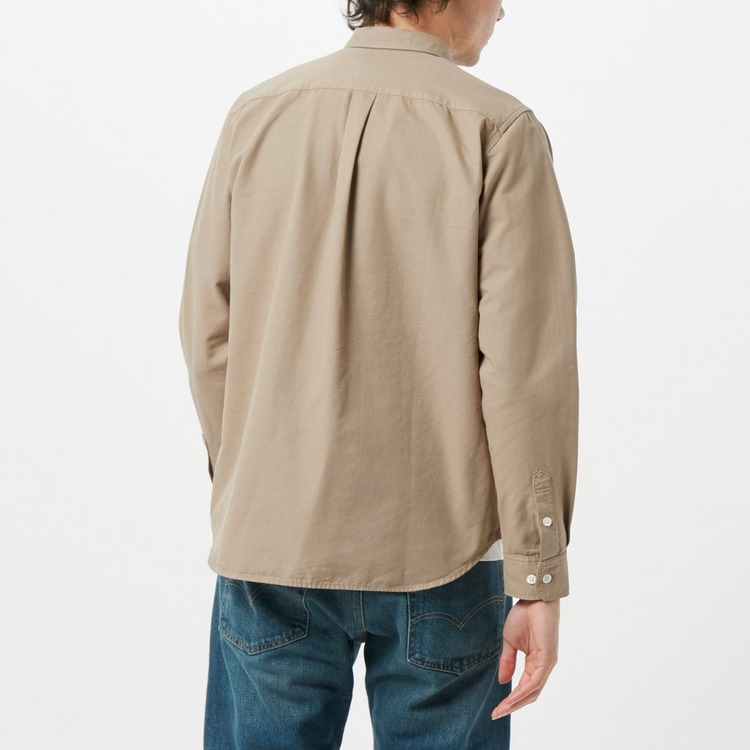 Norse Projects Thorsten Canvas Shirt