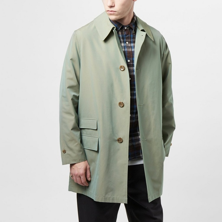 Beams Plus Travel Coat