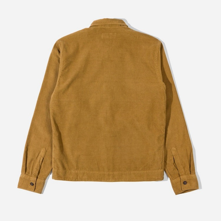 Universal Works Uniform Cord Shirt