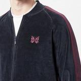 Needles Velour Track Jacket