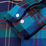 Portuguese Flannel Vigo Check Shirt