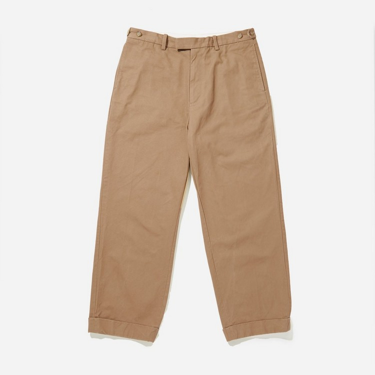 Beams Plus Wide Twill Pant