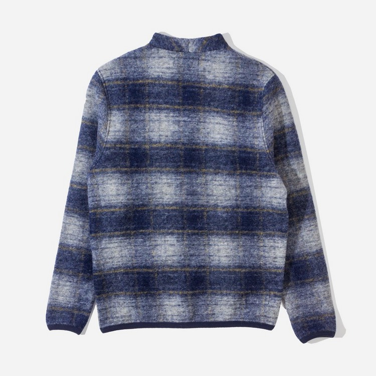 Universal Works Wool Fleece Cardigan