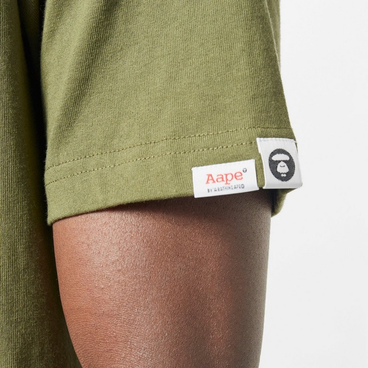 AAPE By A Bathing Ape Planet T-Shirt