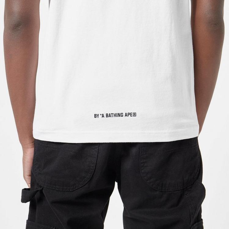 AAPE By A Bathing Ape Chest Logo T-Shirt