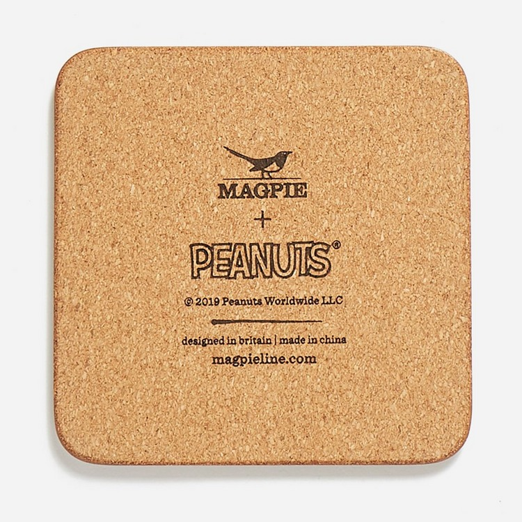 Peanuts Coaster