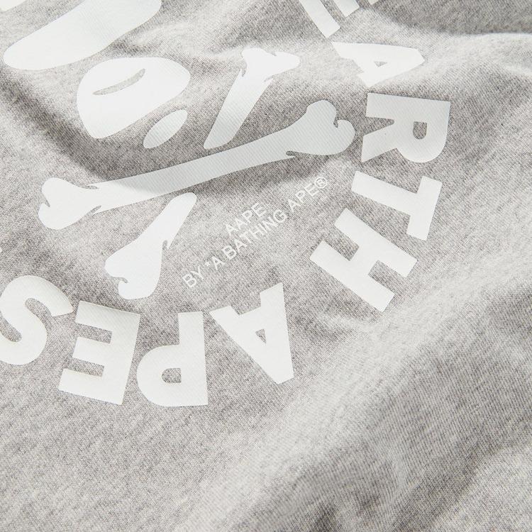 AAPE By A Bathing Ape Cross Bone T-Shirt