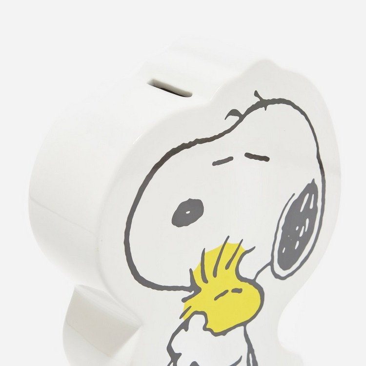 Peanuts Hug Money Box