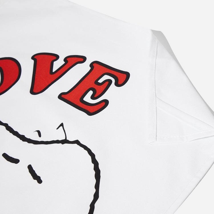 Peanuts Love Tea Towel