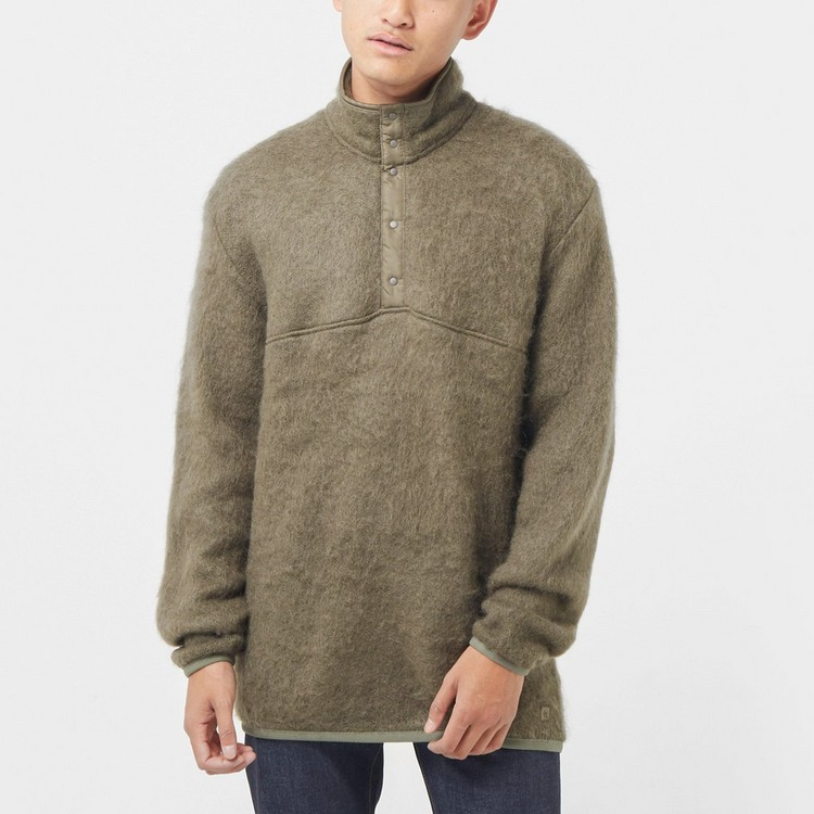 Nanamica Mohair Pullover Sweater