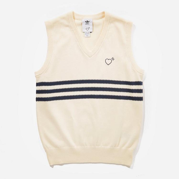 adidas Originals x Human Made Knitted Vest