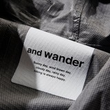 and wander 2.5 Layer Rain Jacket