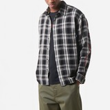 Awake NY Heavyweight Barbed Wire Flannel Shirt