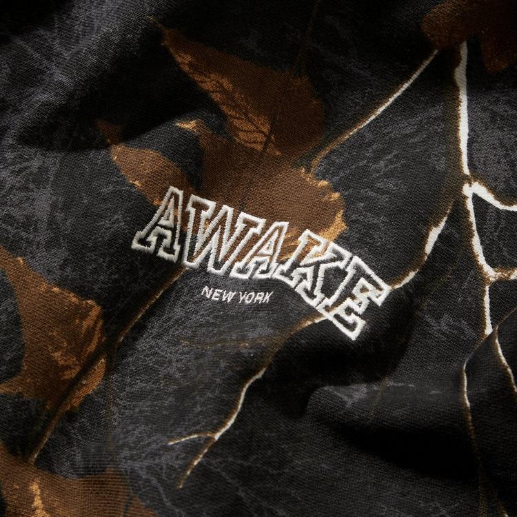 Awake NY Blocked Logo Hoodie