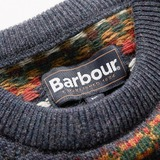 Barbour Fairisle Crewneck
