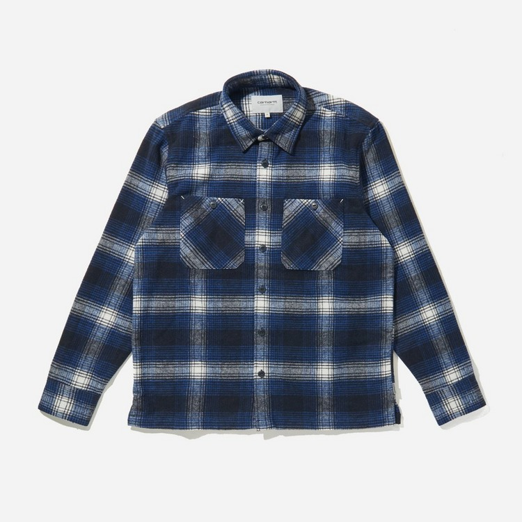 Carhartt WIP Nigel Check Shirt