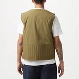 Folk Wadded Junction Gilet