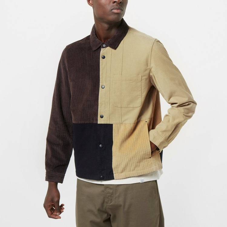 Folk Fracture Stone Jacket