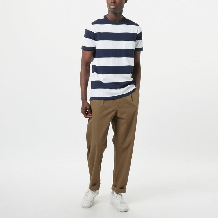 Folk Loom Cotton Pants