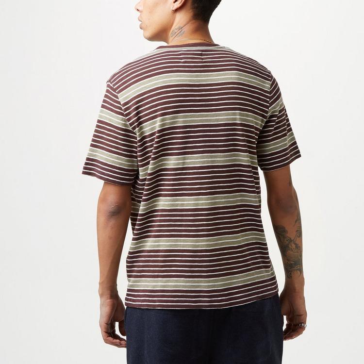 Folk Highlight Stripe T-Shirt