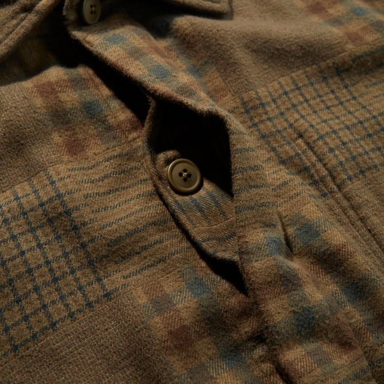 Kestin Arbroath Shirt Jacket