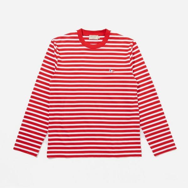 Maison Kitsune Marine T-Shirt