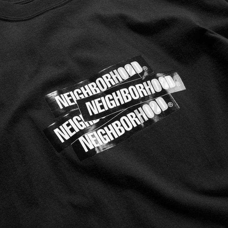 Neighborhood Decal T-Shirt