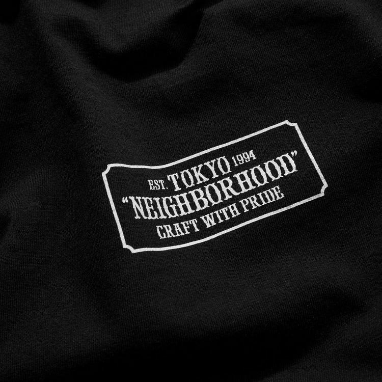 Neighborhood Bar & Shield Long Sleeved T-Shirt